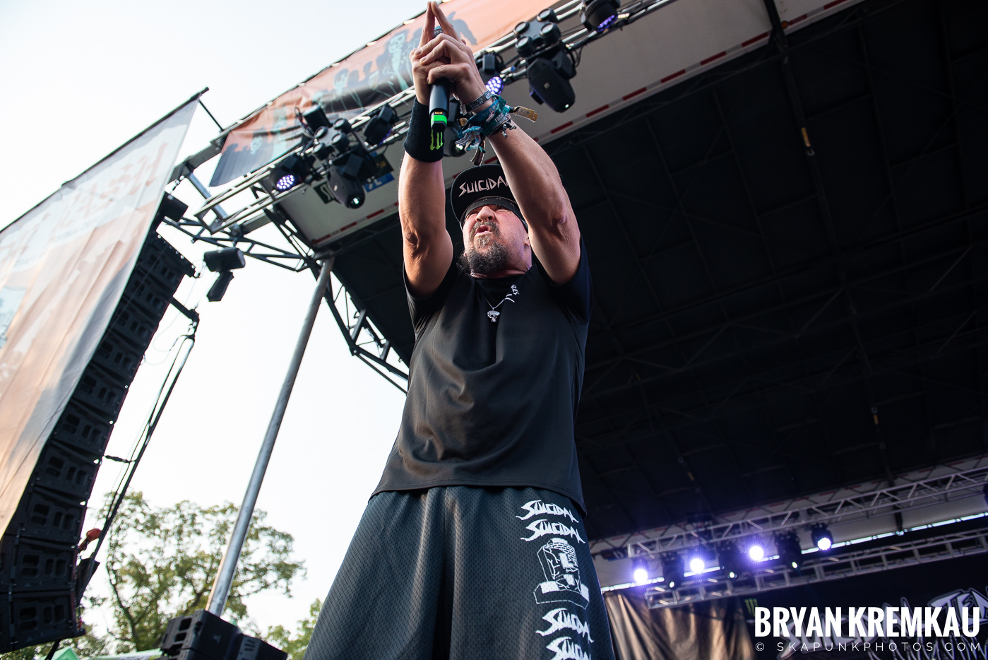 Suicidal Tendencies @ The Bash Music & Craft Beer Festival, Old Bridge Township Raceway Park, Englishtown, NJ - 6.2.19 (6)