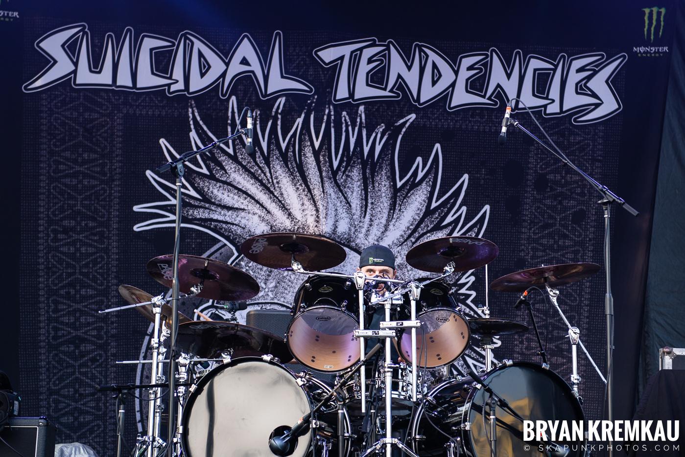 Suicidal Tendencies @ The Bash Music & Craft Beer Festival, Old Bridge Township Raceway Park, Englishtown, NJ - 6.2.19 (2)