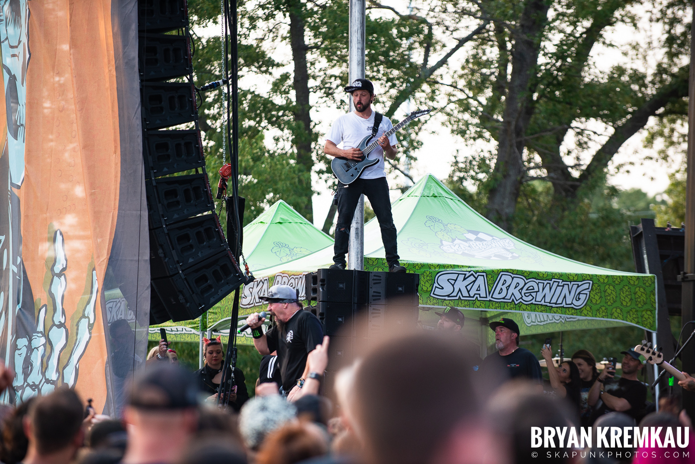 Suicidal Tendencies @ The Bash Music & Craft Beer Festival, Old Bridge Township Raceway Park, Englishtown, NJ - 6.2.19 (1)