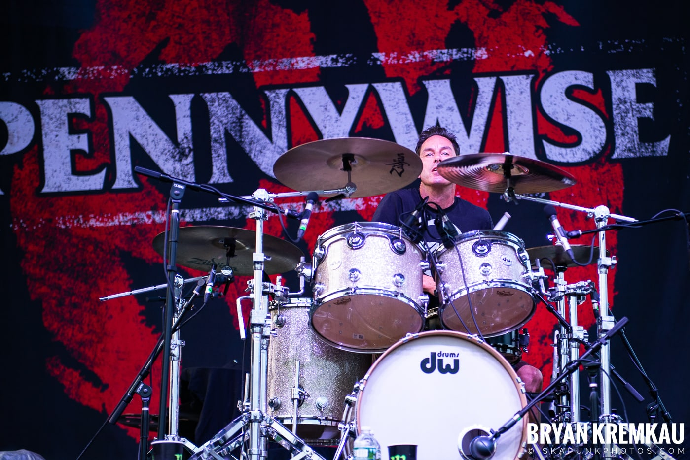 Pennywise @ The Bash Music & Craft Beer Festival, Old Bridge Township Raceway Park, Englishtown, NJ - 6.2.19 (16)