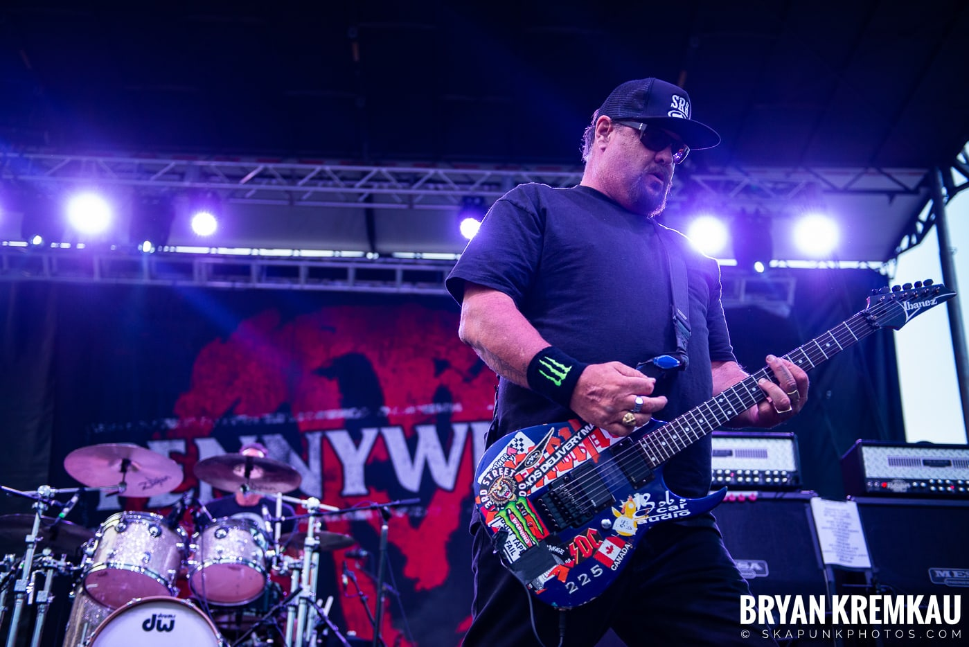 Pennywise @ The Bash Music & Craft Beer Festival, Old Bridge Township Raceway Park, Englishtown, NJ - 6.2.19 (9)