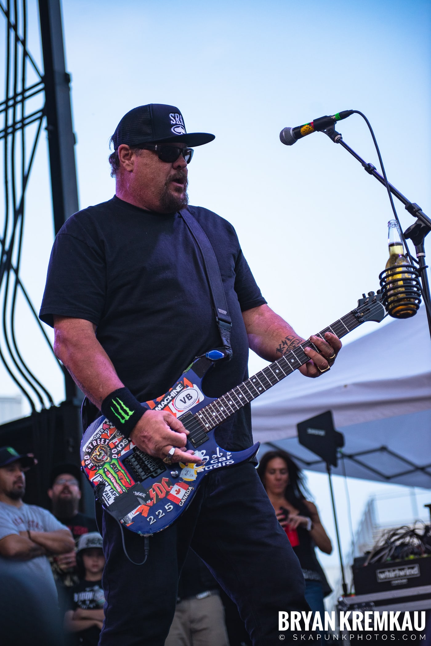 Pennywise @ The Bash Music & Craft Beer Festival, Old Bridge Township Raceway Park, Englishtown, NJ - 6.2.19 (8)
