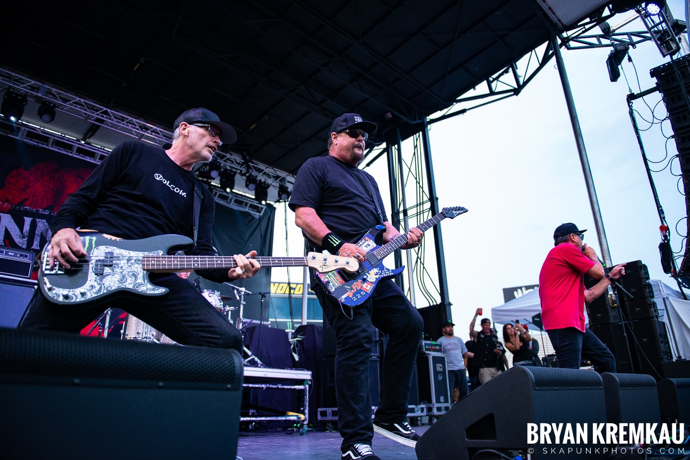 Pennywise @ The Bash Music & Craft Beer Festival, Old Bridge Township Raceway Park, Englishtown, NJ - 6.2.19 (3)