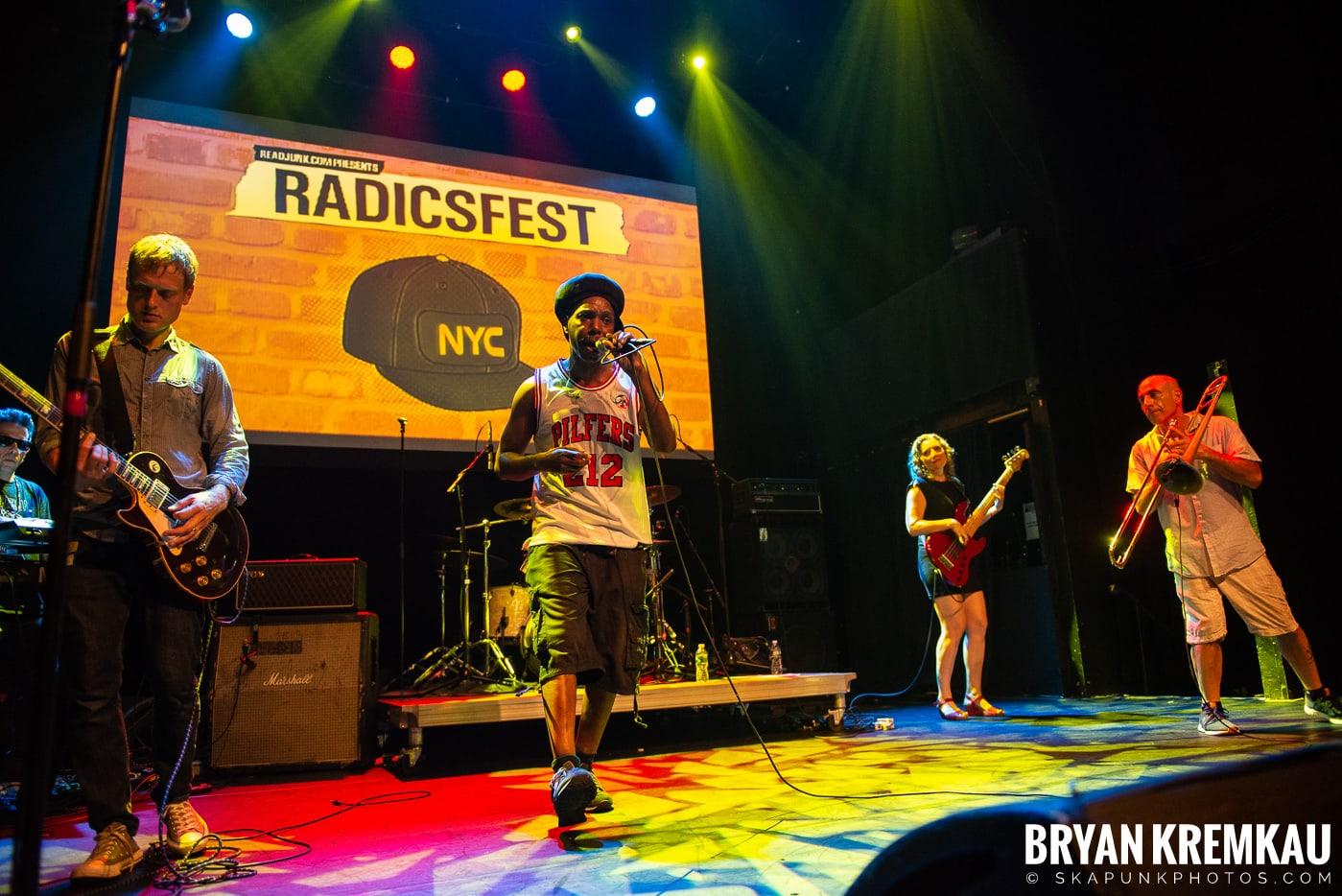 Pilfers @ Radicsfest, Gramercy Theatre, NYC - 7.19.19 (2)