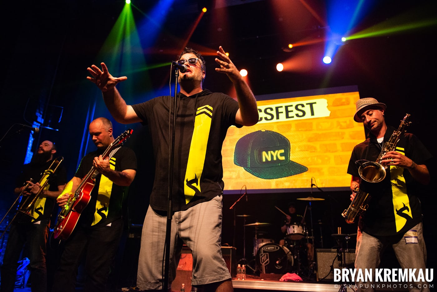 Sgt. Scagnetti @ Radicsfest, Gramercy Theatre, NYC - 7.19.19 (17)