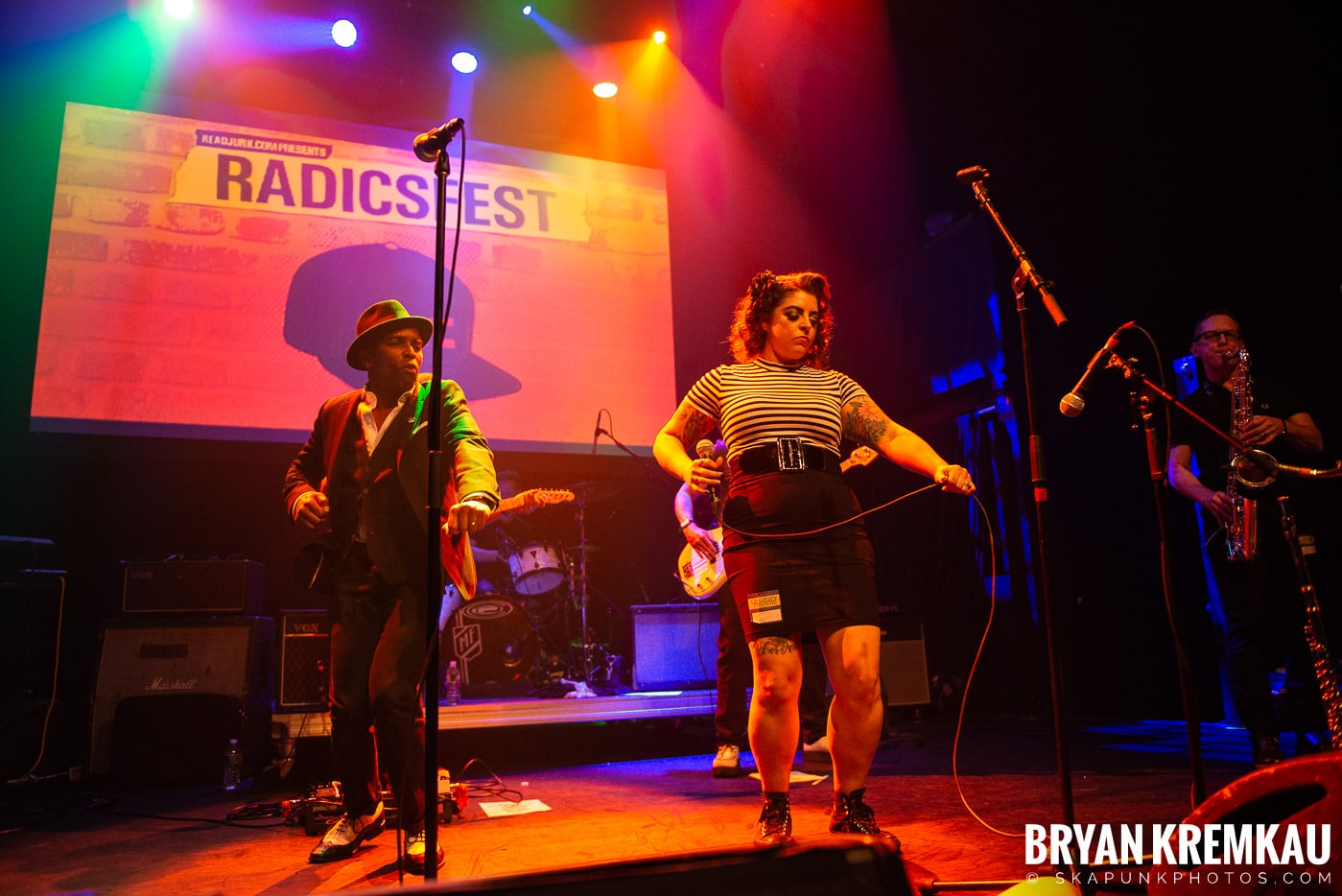 Rude Boy George @ Radicsfest, Gramercy Theatre, NYC - 7.19.19 (66)