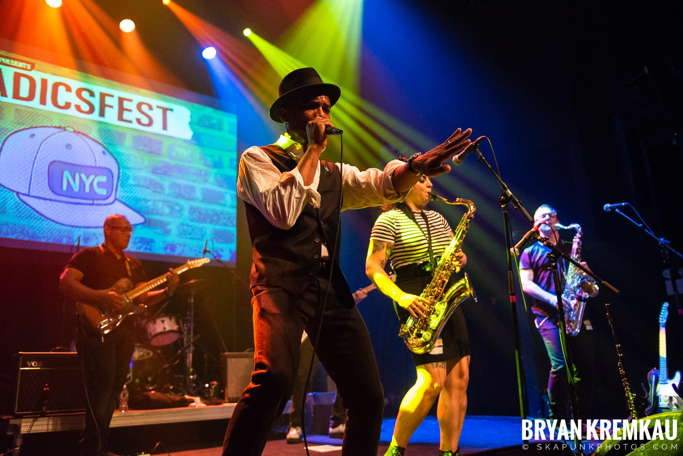 Rude Boy George @ Radicsfest, Gramercy Theatre, NYC - 7.19.19 (23)