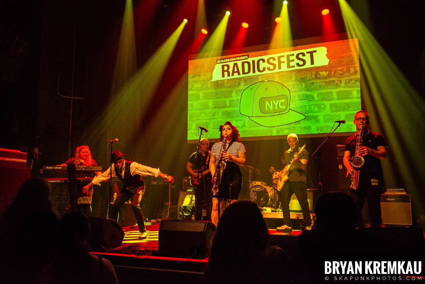 Rude Boy George @ Radicsfest, Gramercy Theatre, NYC - 7.19.19 (16)