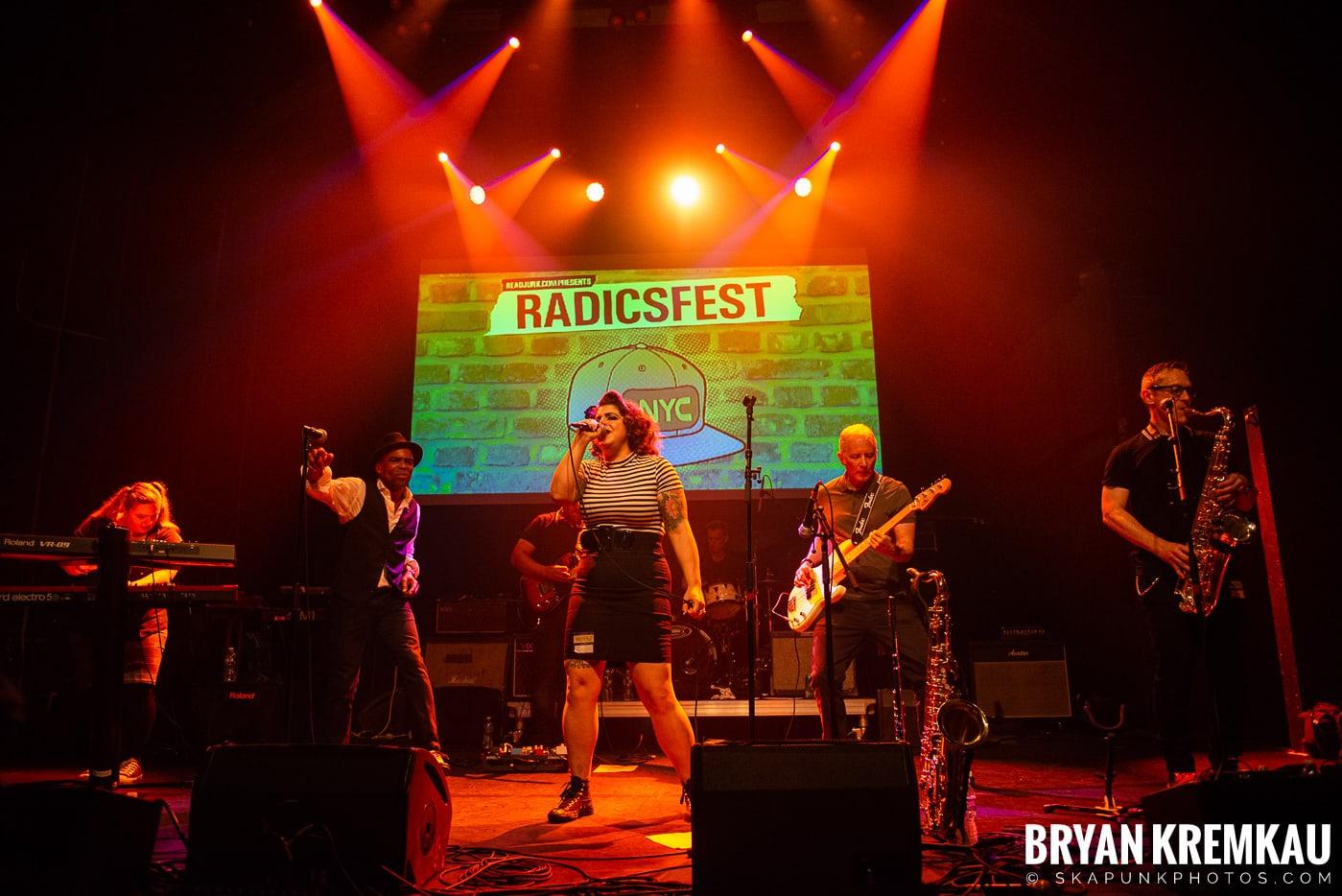 Rude Boy George @ Radicsfest, Gramercy Theatre, NYC - 7.19.19 (1)