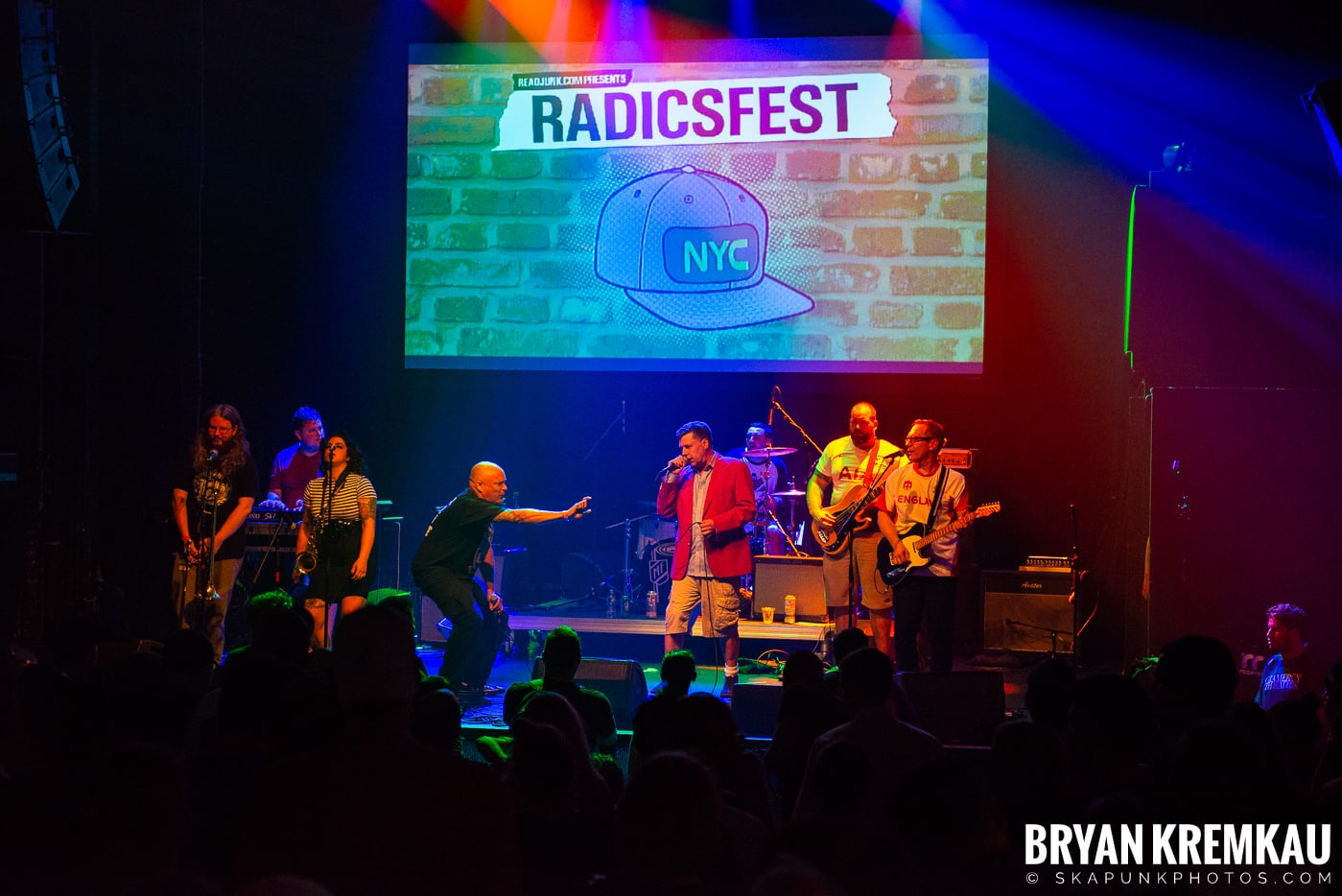 Hub City Stompers @ Radicsfest, Gramercy Theatre, NYC - 7.19.19 (5)