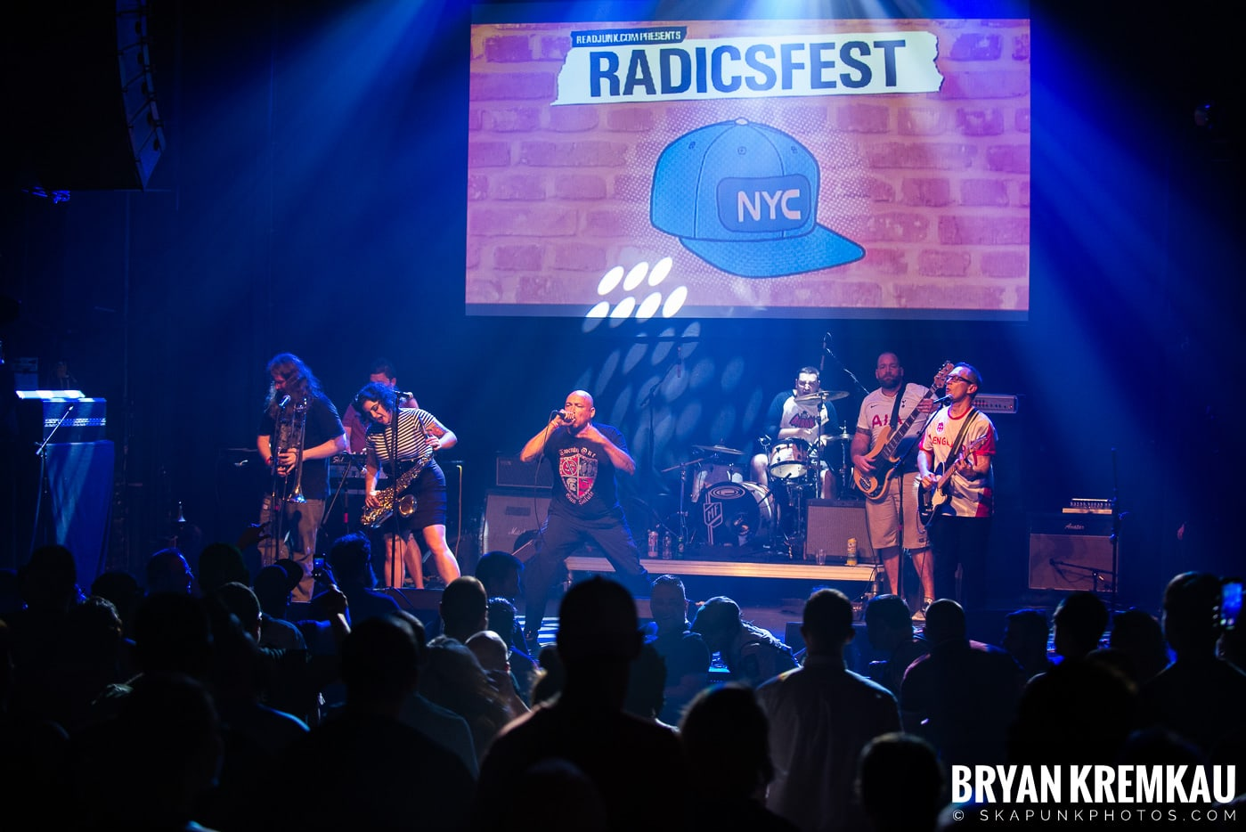 Hub City Stompers @ Radicsfest, Gramercy Theatre, NYC - 7.19.19 (3)