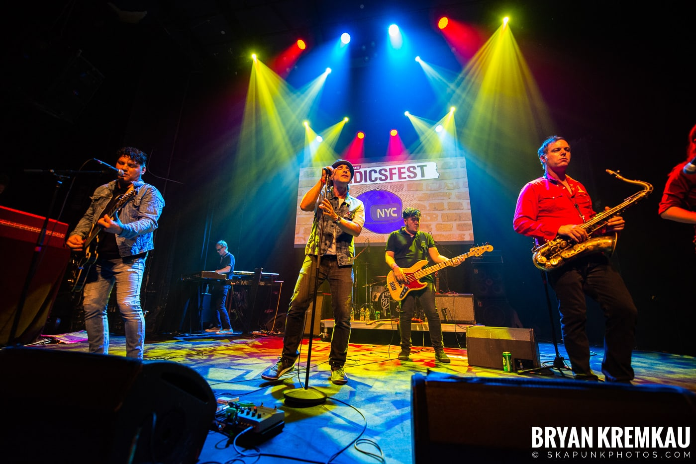Spring Heeled Jack @ Radicsfest, Gramercy Theatre, NYC - 7.19.19 (22)