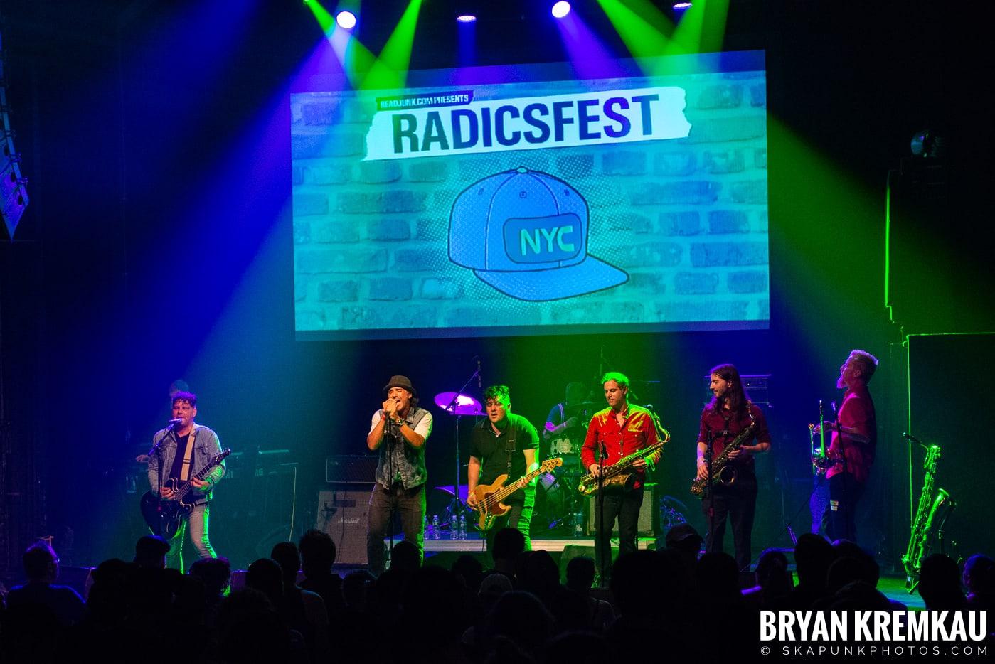 Spring Heeled Jack @ Radicsfest, Gramercy Theatre, NYC - 7.19.19 (8)
