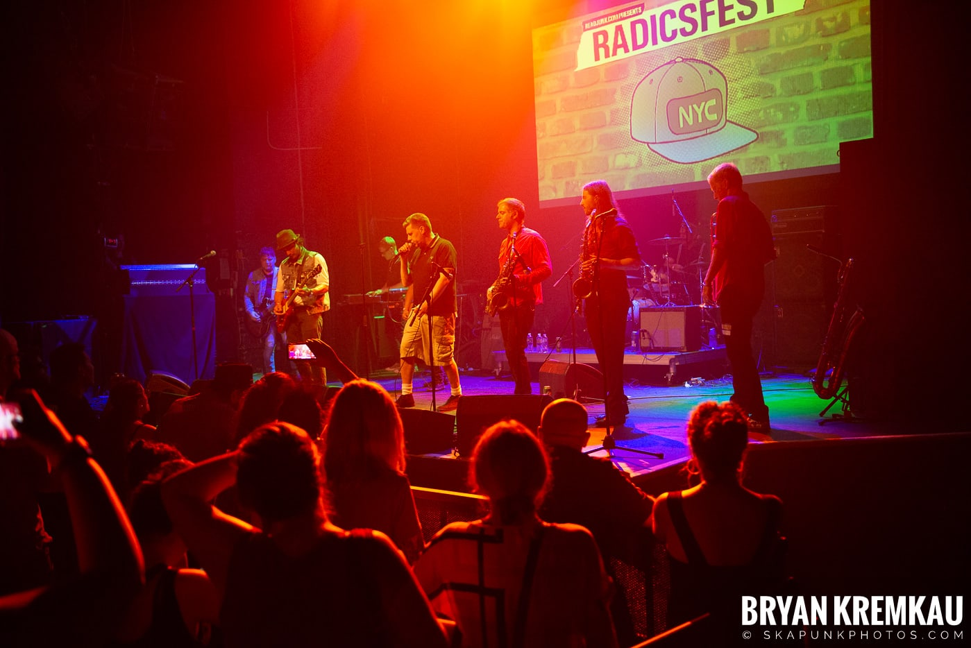 Spring Heeled Jack @ Radicsfest, Gramercy Theatre, NYC - 7.19.19 (2)