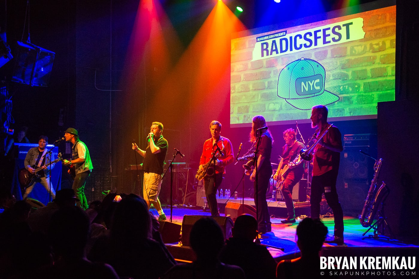 Spring Heeled Jack @ Radicsfest, Gramercy Theatre, NYC - 7.19.19 (1)