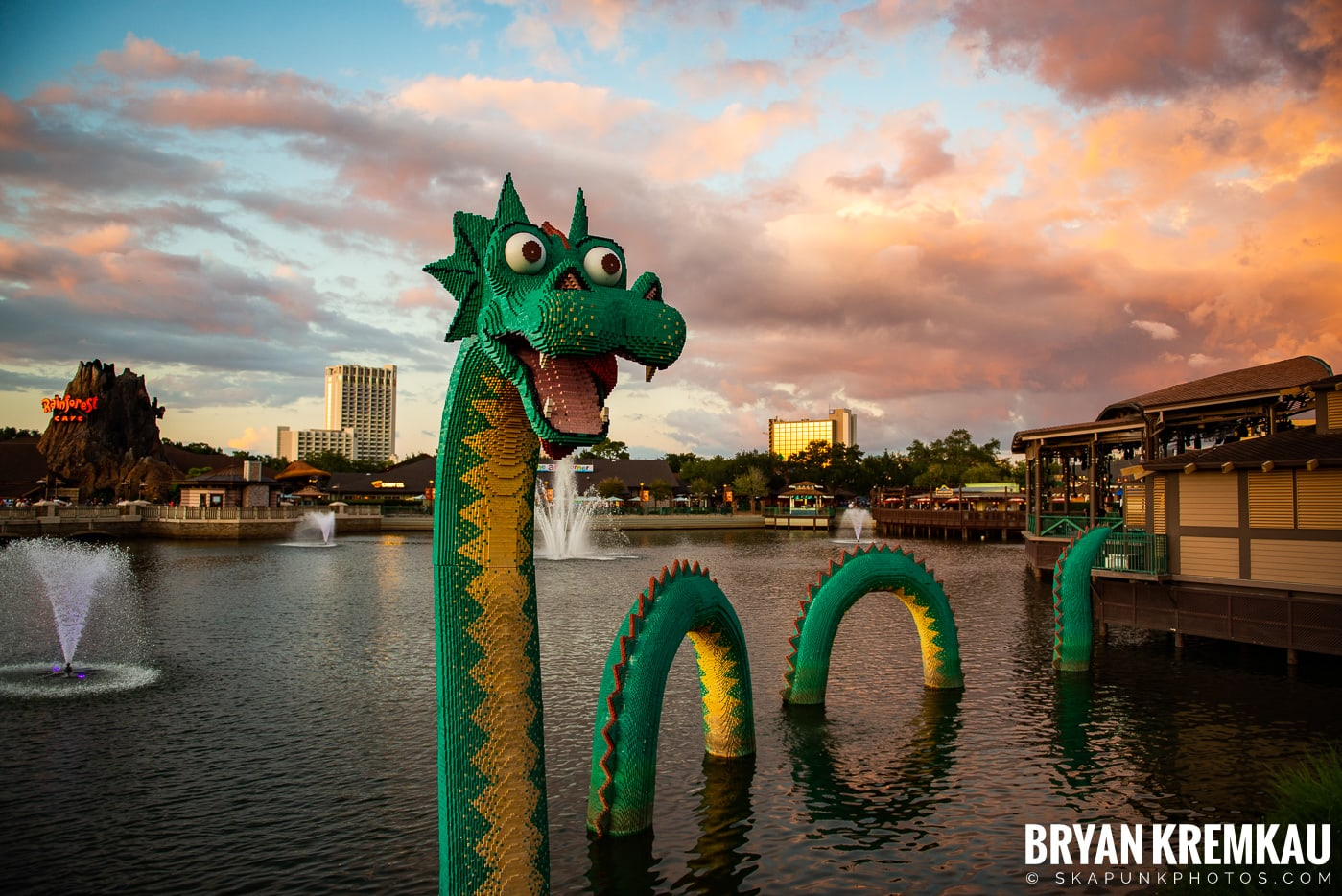 Walt Disney World Vacation: Days 1 & 2 (Disney Springs & Magic Kingdom, Epcot) September 29th - 30th 2019 (39)