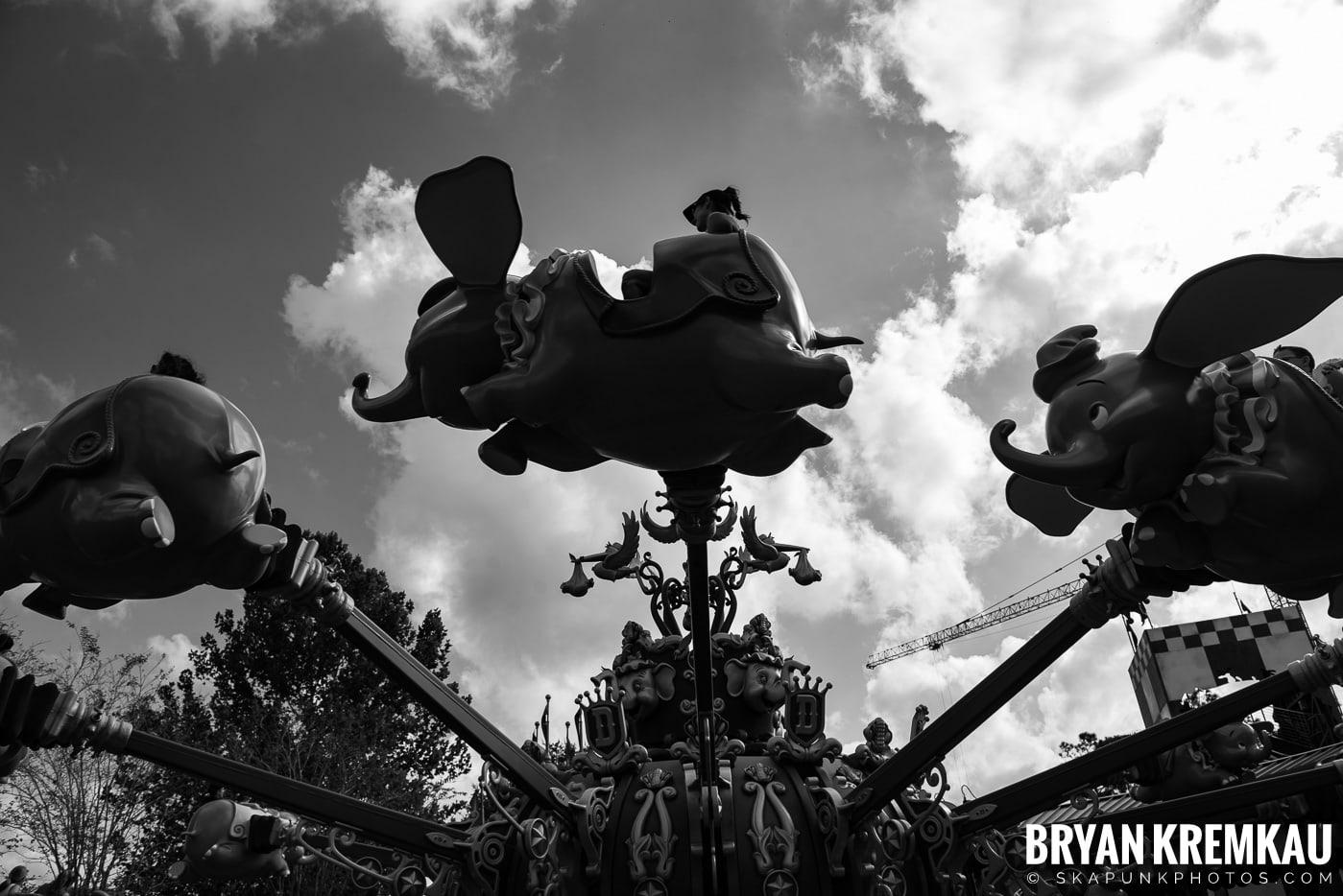 Walt Disney World Vacation: Days 1 & 2 (Disney Springs & Magic Kingdom, Epcot) September 29th - 30th 2019 (21)
