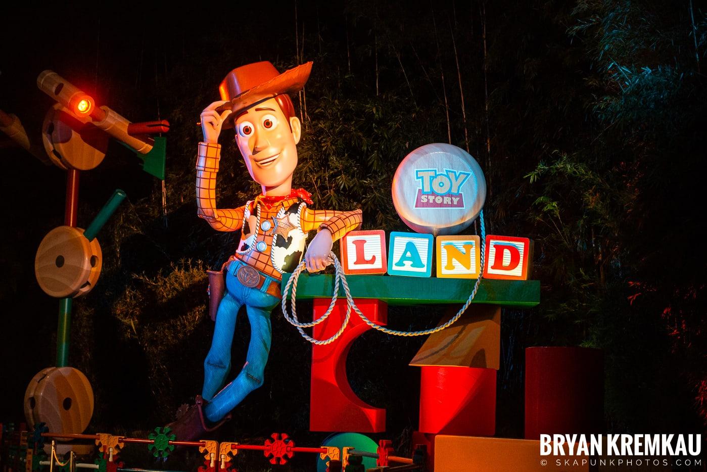 Walt Disney World Vacation: Day 3 (Disney's Hollywood Studios / Magic Kingdom) October 1st 2019 (100)