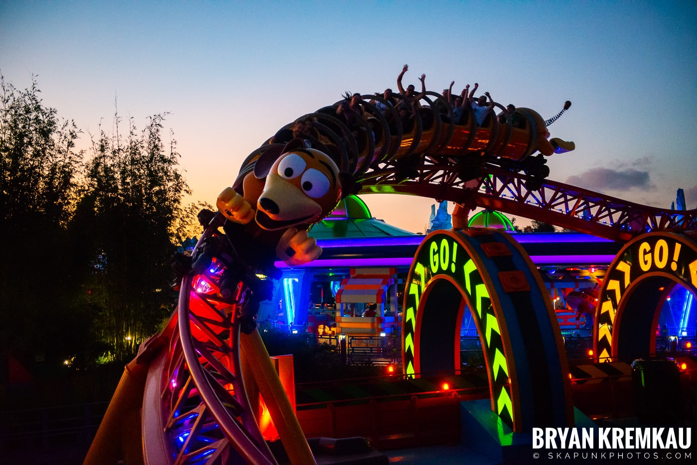 Walt Disney World Vacation: Day 3 (Disney's Hollywood Studios / Magic Kingdom) October 1st 2019 (96)