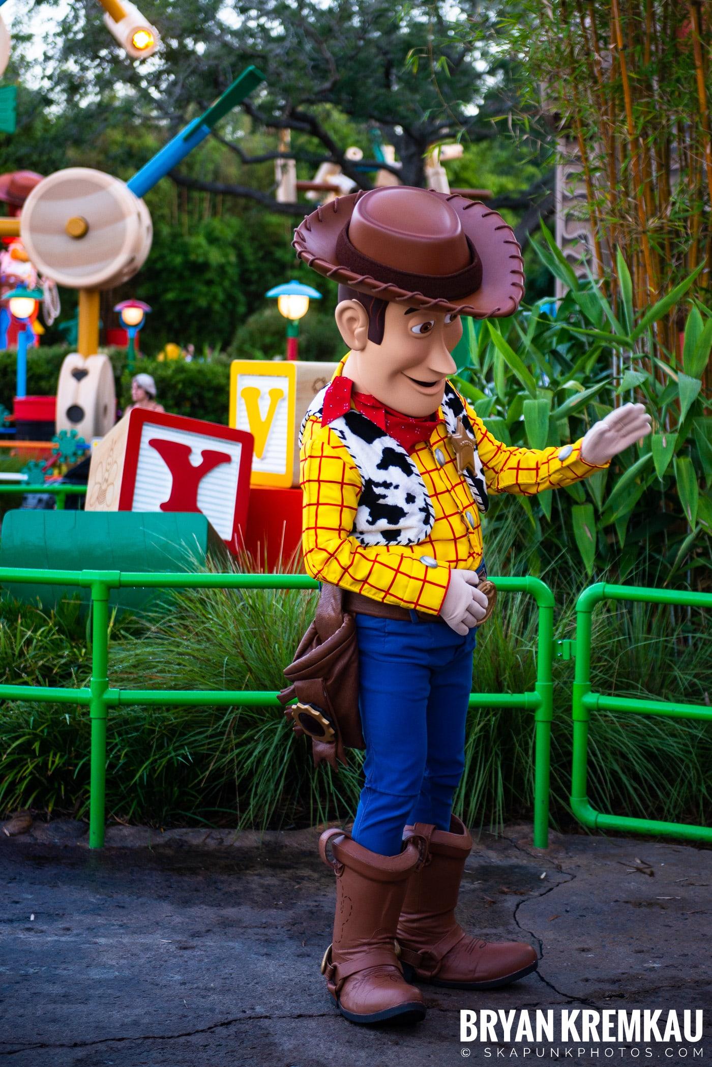 Walt Disney World Vacation: Day 3 (Disney's Hollywood Studios / Magic Kingdom) October 1st 2019 (95)