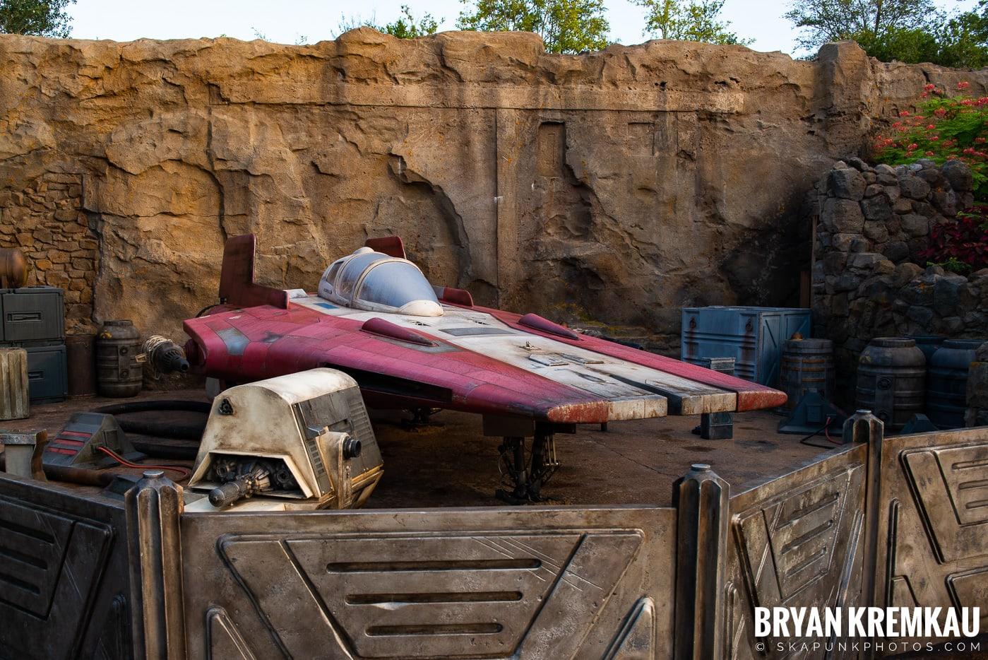 Walt Disney World Vacation: Day 3 (Disney's Hollywood Studios / Magic Kingdom) October 1st 2019 (93)
