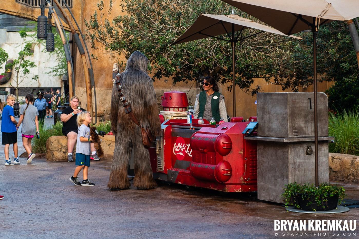 Walt Disney World Vacation: Day 3 (Disney's Hollywood Studios / Magic Kingdom) October 1st 2019 (92)