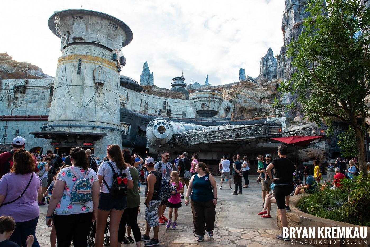Walt Disney World Vacation: Day 3 (Disney's Hollywood Studios / Magic Kingdom) October 1st 2019 (90)