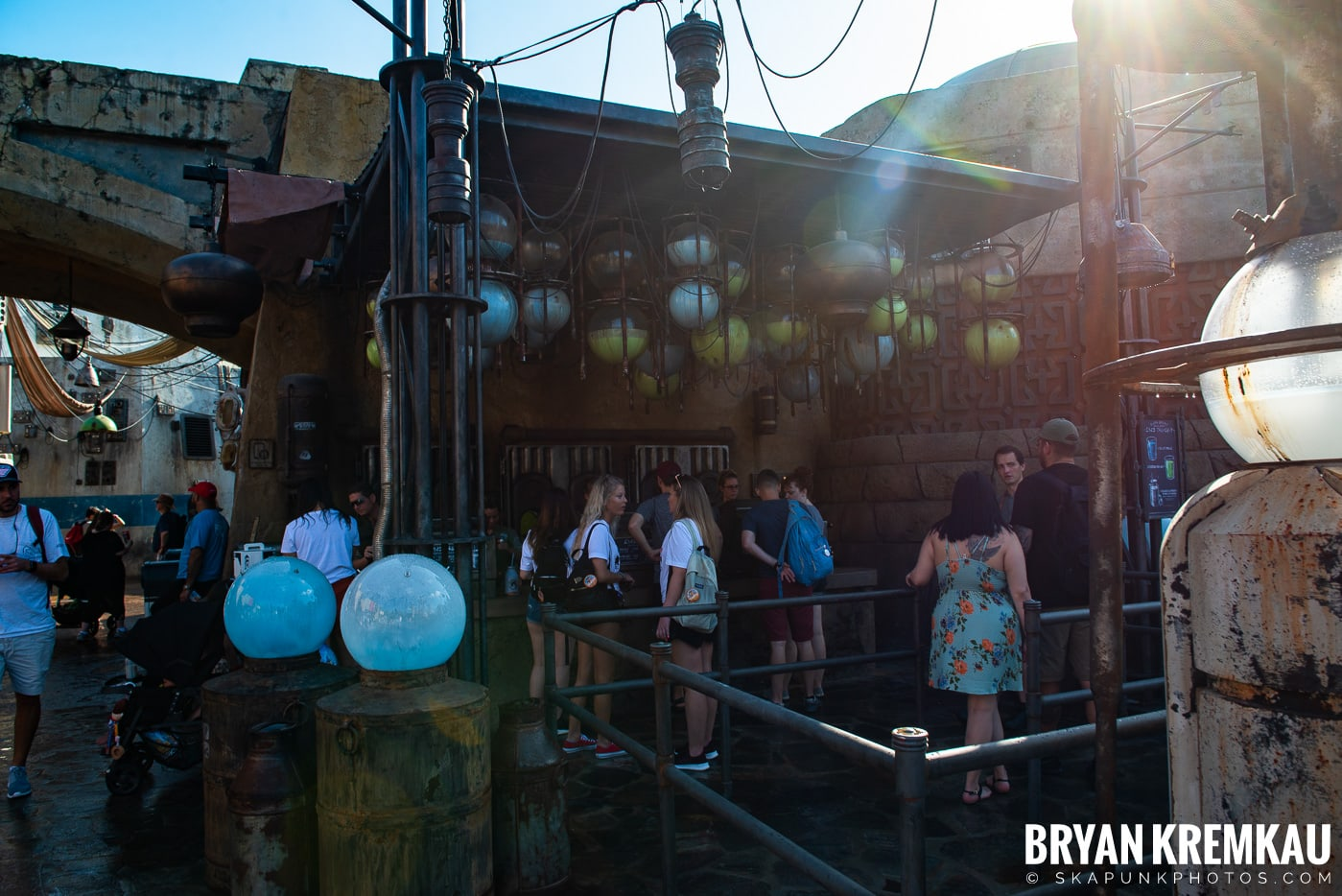 Walt Disney World Vacation: Day 3 (Disney's Hollywood Studios / Magic Kingdom) October 1st 2019 (67)
