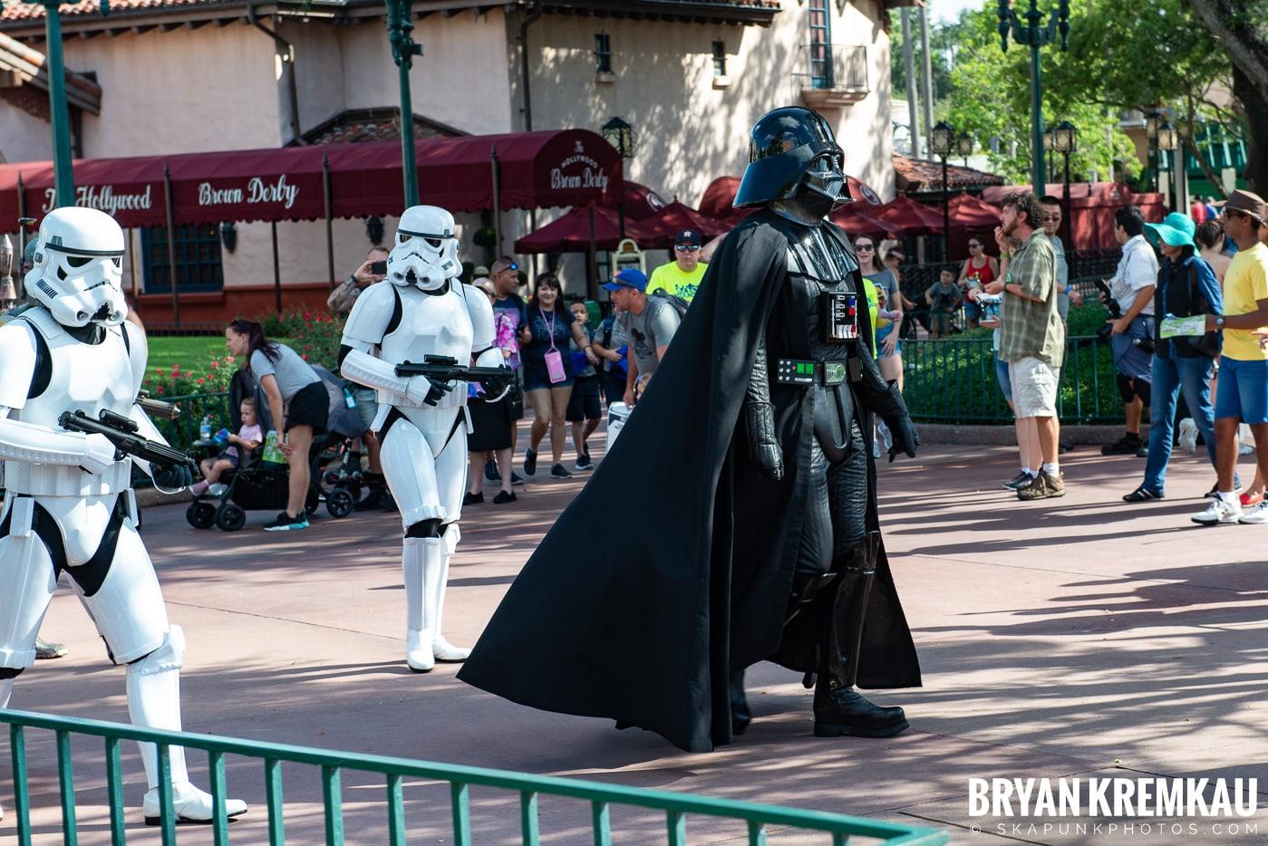 Walt Disney World Vacation: Day 3 (Disney's Hollywood Studios / Magic Kingdom) October 1st 2019 (57)