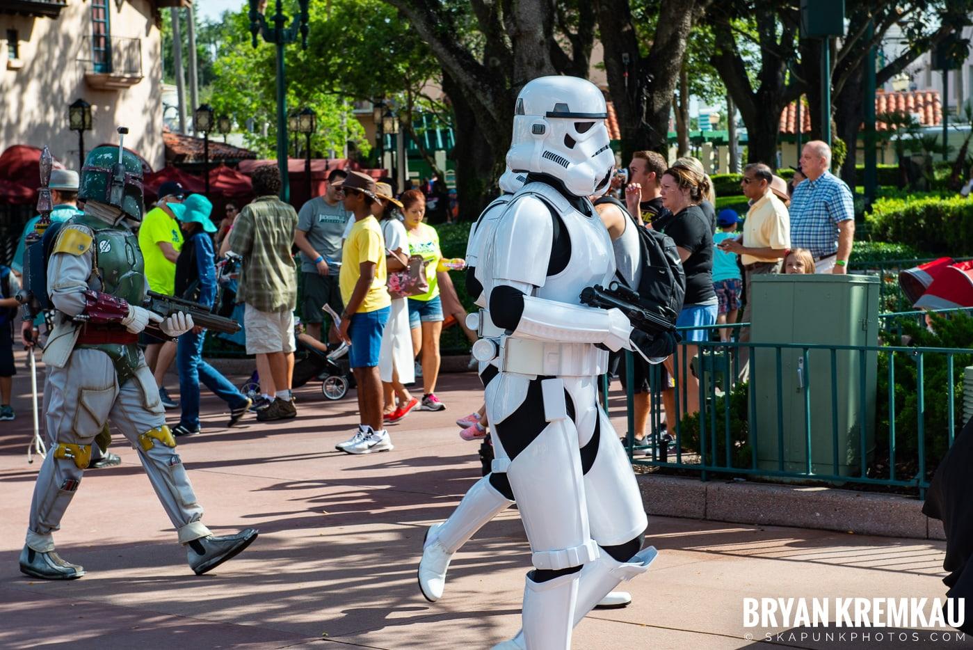 Walt Disney World Vacation: Day 3 (Disney's Hollywood Studios / Magic Kingdom) October 1st 2019 (56)