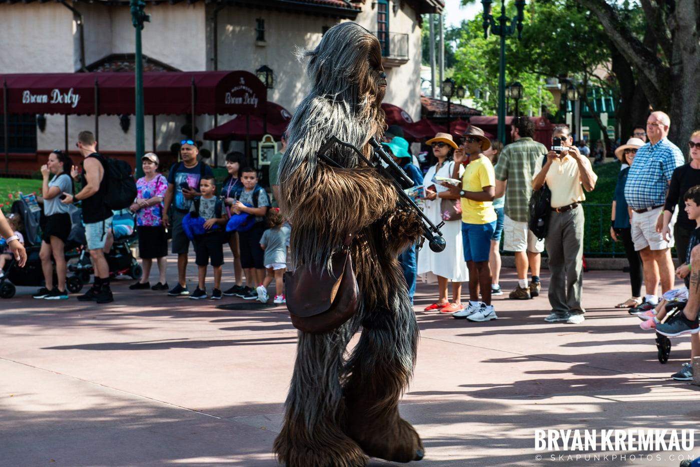 Walt Disney World Vacation: Day 3 (Disney's Hollywood Studios / Magic Kingdom) October 1st 2019 (54)