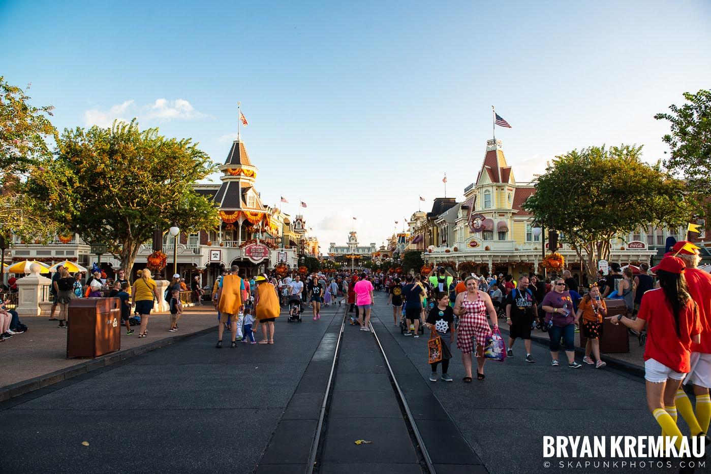 Walt Disney World Vacation: Day 3 (Disney's Hollywood Studios / Magic Kingdom) October 1st 2019 (50)