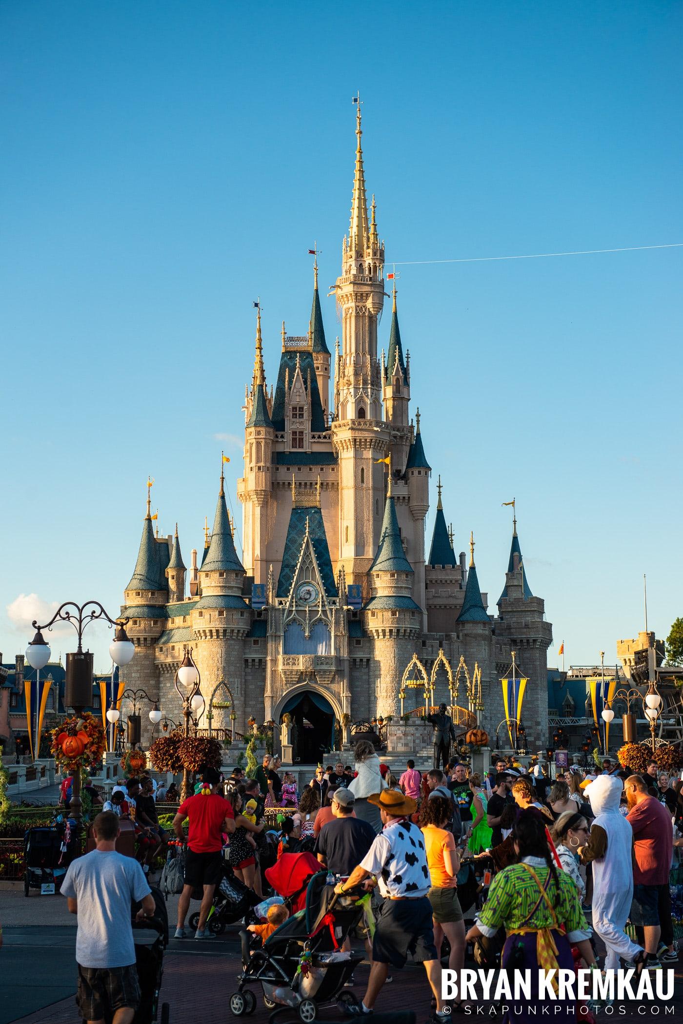 Walt Disney World Vacation: Day 3 (Disney's Hollywood Studios / Magic Kingdom) October 1st 2019 (48)