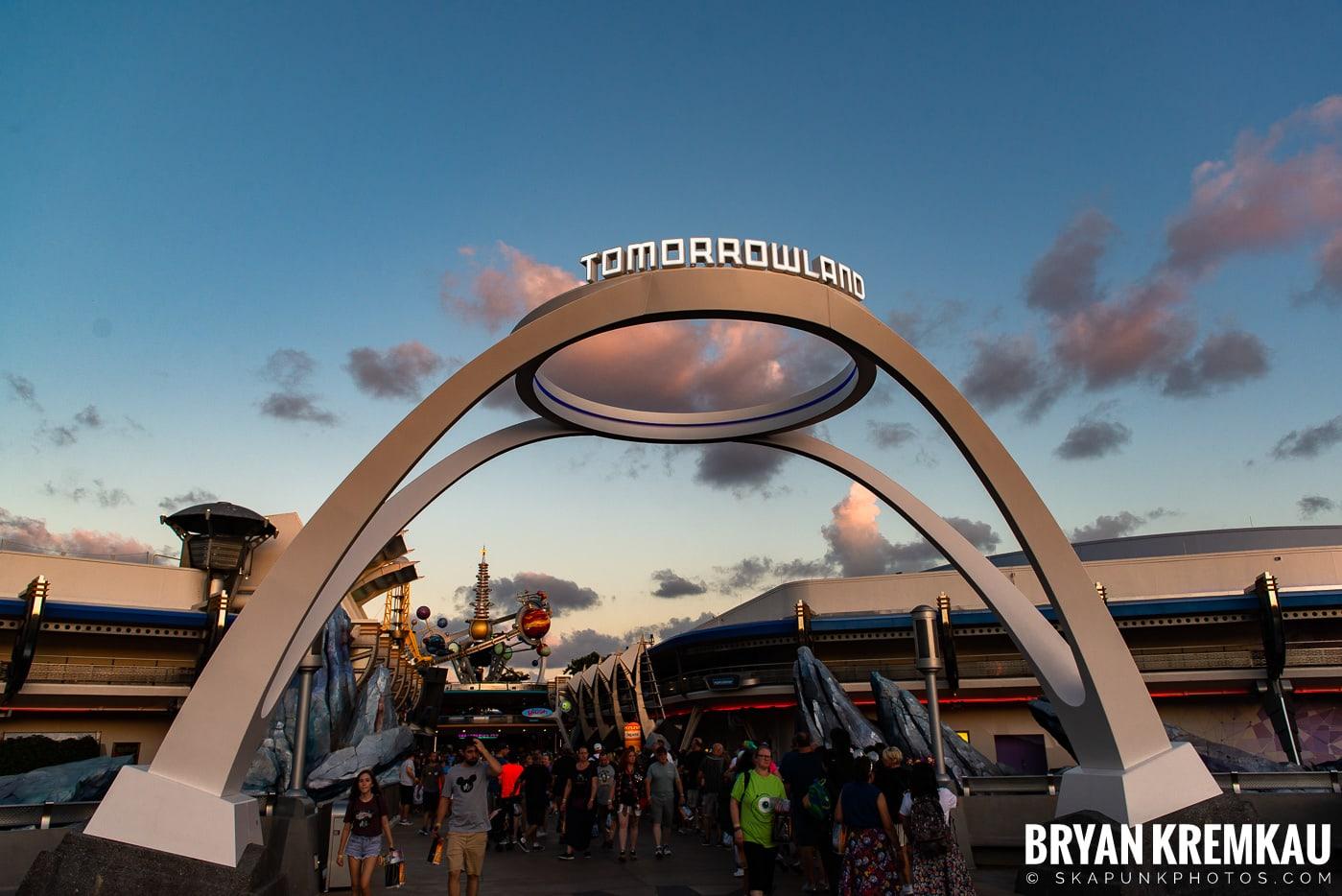 Walt Disney World Vacation: Day 3 (Disney's Hollywood Studios / Magic Kingdom) October 1st 2019 (47)