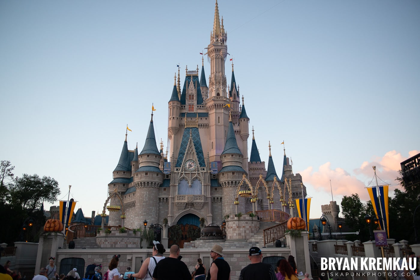 Walt Disney World Vacation: Day 3 (Disney's Hollywood Studios / Magic Kingdom) October 1st 2019 (45)