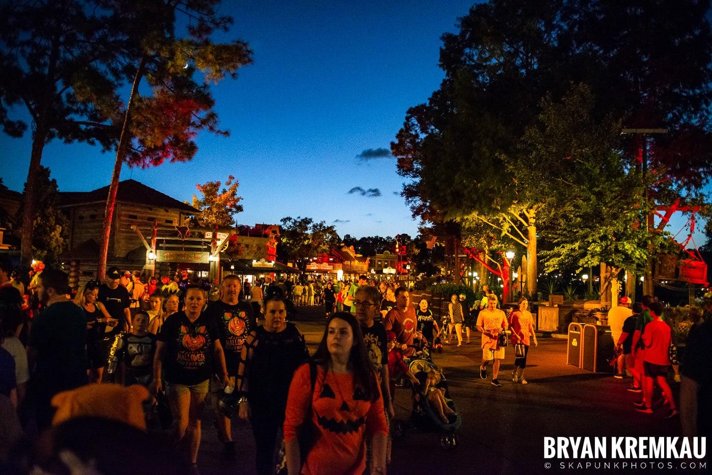 Walt Disney World Vacation: Day 3 (Disney's Hollywood Studios / Magic Kingdom) October 1st 2019 (37)