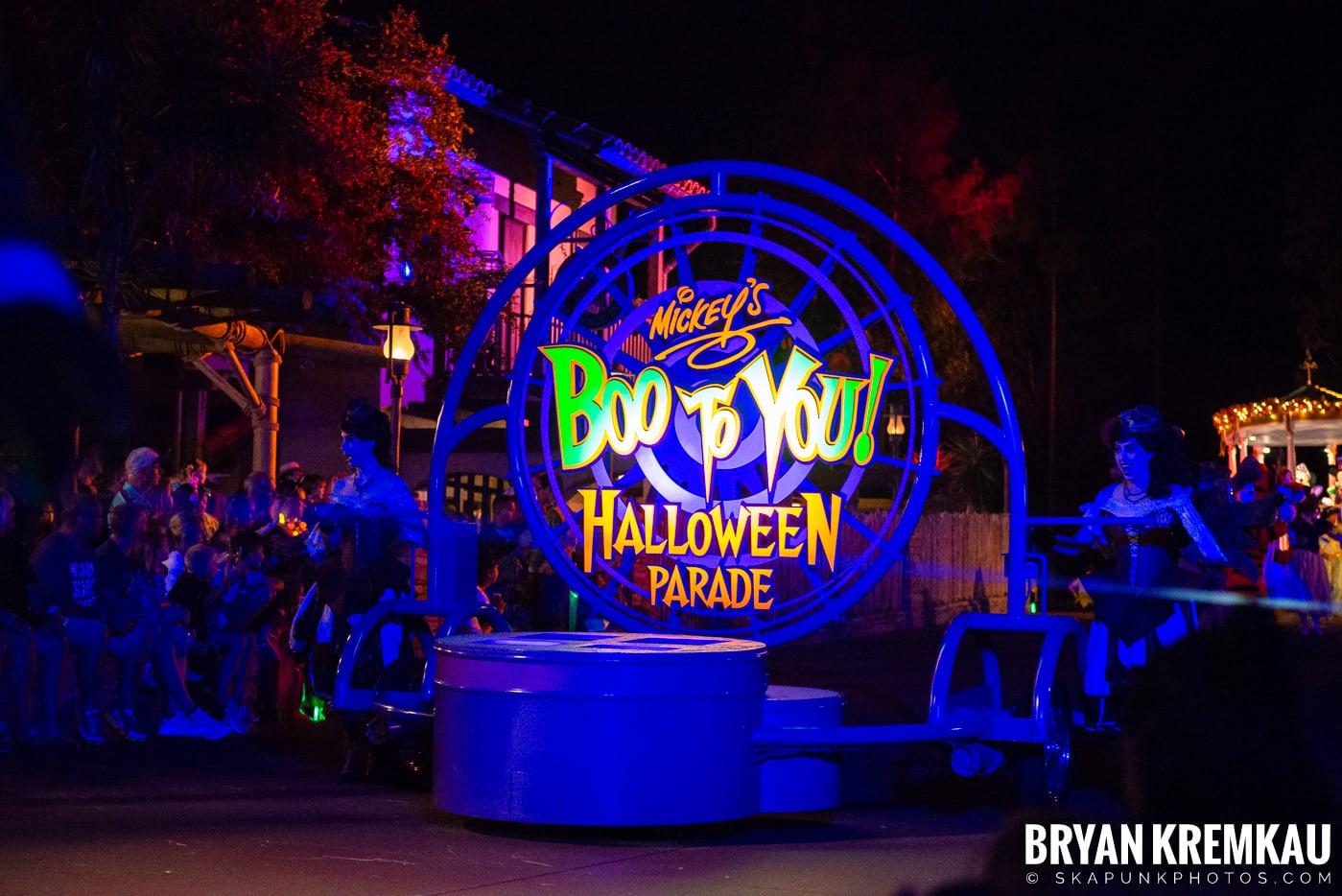 Walt Disney World Vacation: Day 3 (Disney's Hollywood Studios / Magic Kingdom) October 1st 2019 (32)