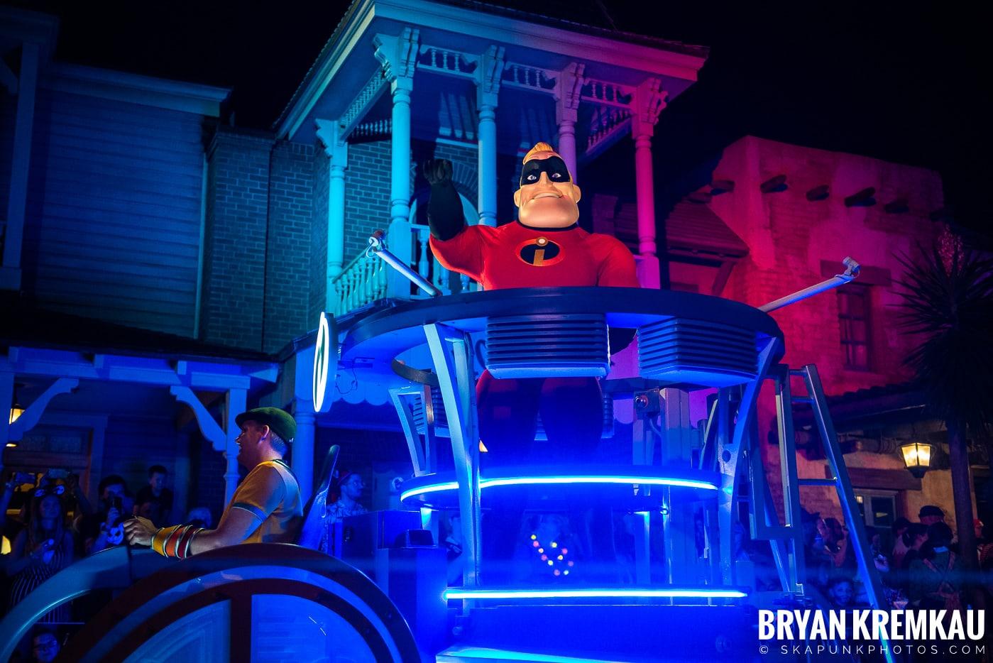 Walt Disney World Vacation: Day 3 (Disney's Hollywood Studios / Magic Kingdom) October 1st 2019 (18)