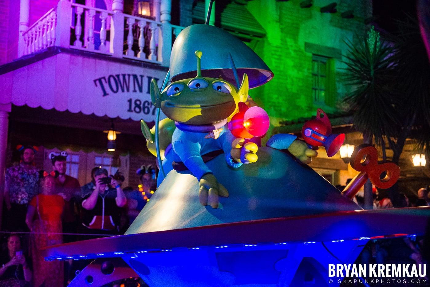 Walt Disney World Vacation: Day 3 (Disney's Hollywood Studios / Magic Kingdom) October 1st 2019 (16)