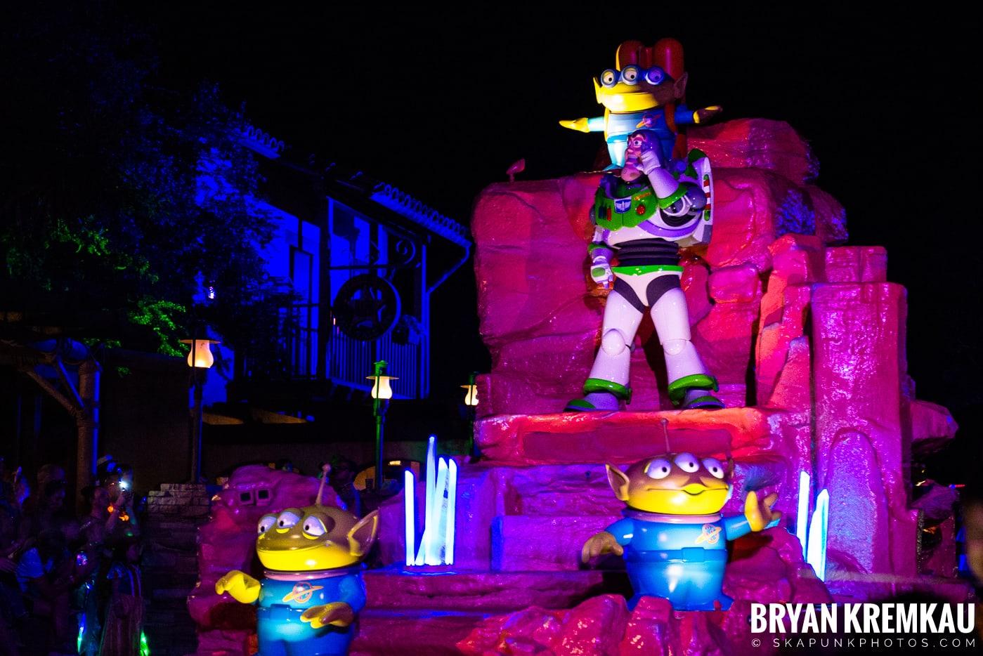 Walt Disney World Vacation: Day 3 (Disney's Hollywood Studios / Magic Kingdom) October 1st 2019 (15)