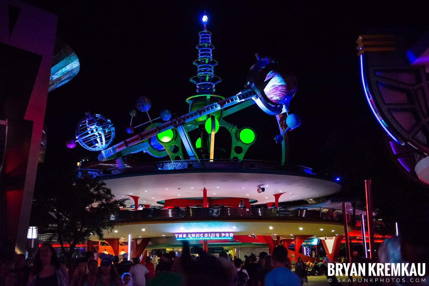 Walt Disney World Vacation: Day 3 (Disney's Hollywood Studios / Magic Kingdom) October 1st 2019 (7)