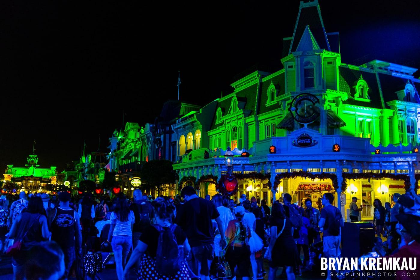 Walt Disney World Vacation: Day 3 (Disney's Hollywood Studios / Magic Kingdom) October 1st 2019 (4)
