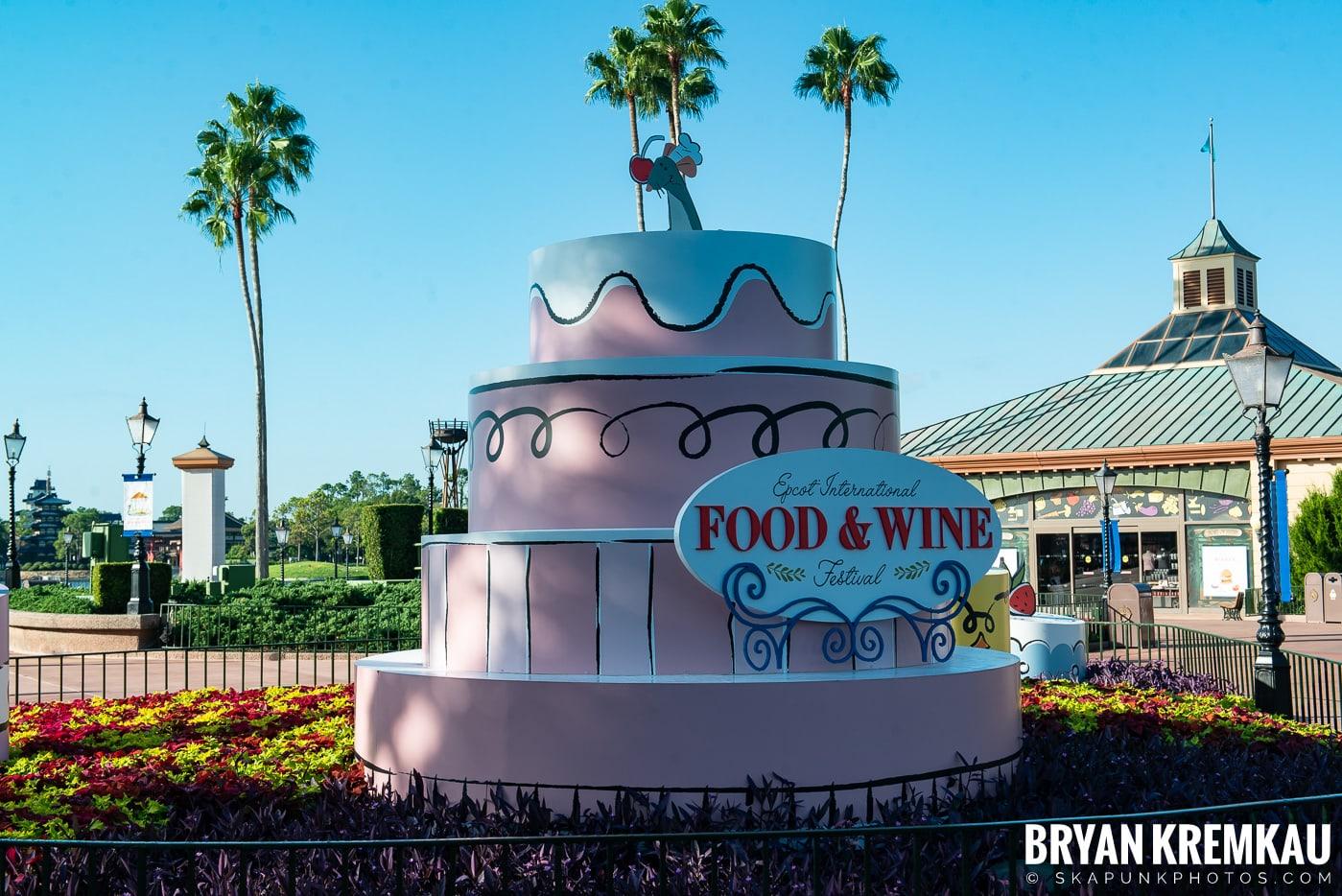 Walt Disney World Vacation: Day 4 (Epcot) October 2nd 2019 (39)