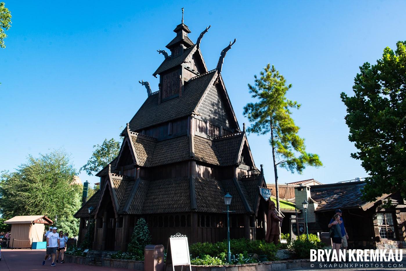 Walt Disney World Vacation: Day 4 (Epcot) October 2nd 2019 (38)