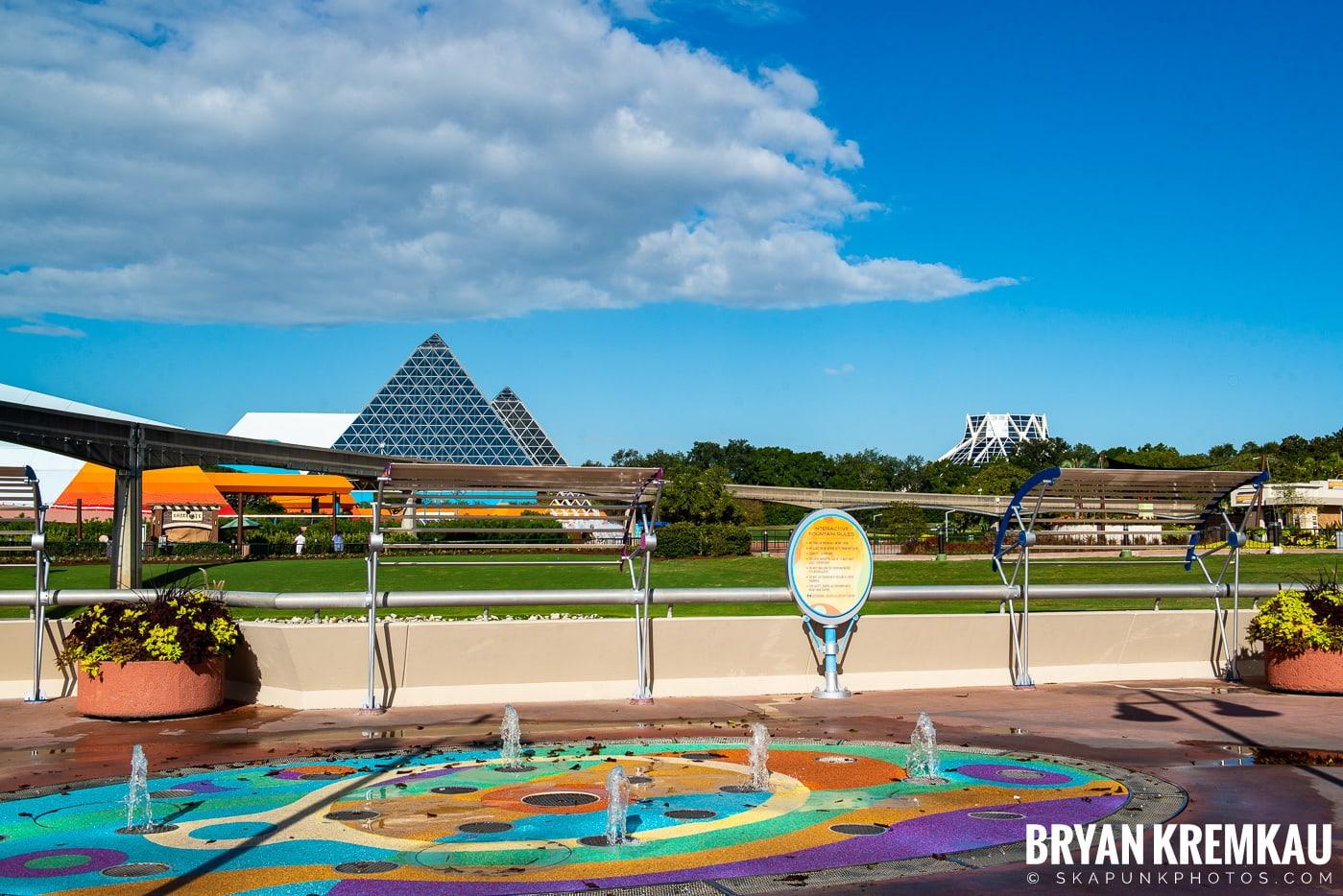 Walt Disney World Vacation: Day 4 (Epcot) October 2nd 2019 (36)