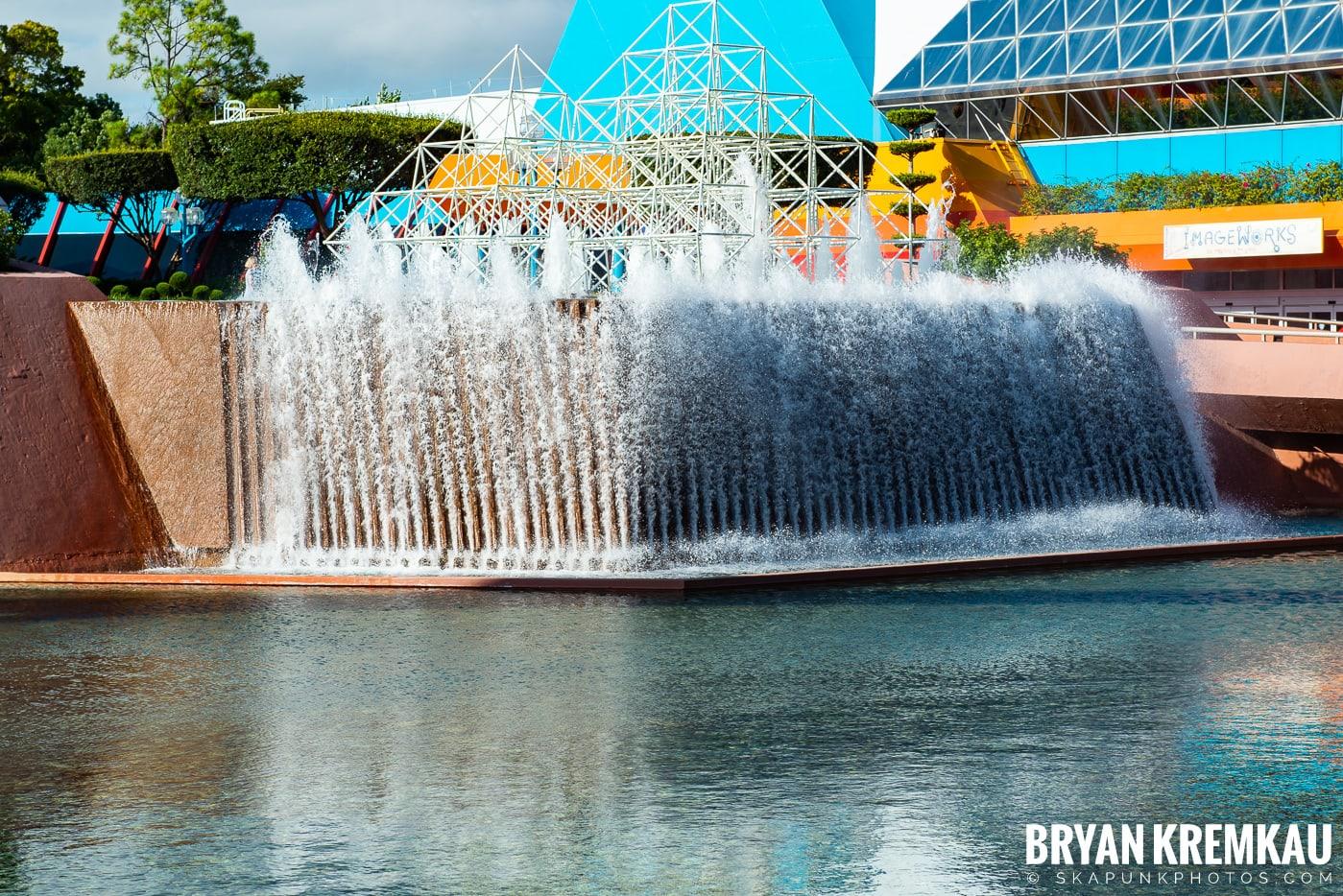 Walt Disney World Vacation: Day 4 (Epcot) October 2nd 2019 (35)