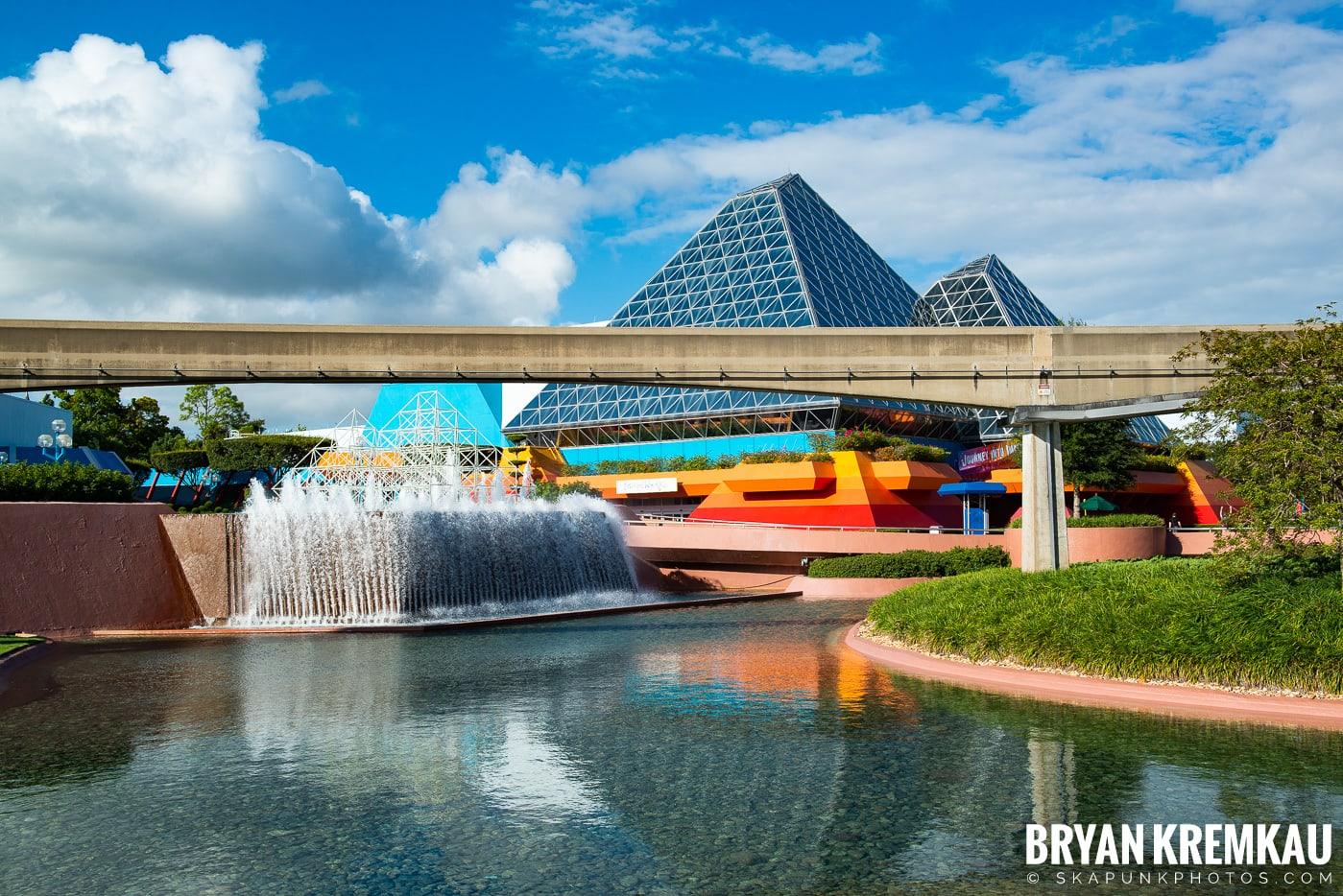 Walt Disney World Vacation: Day 4 (Epcot) October 2nd 2019 (34)