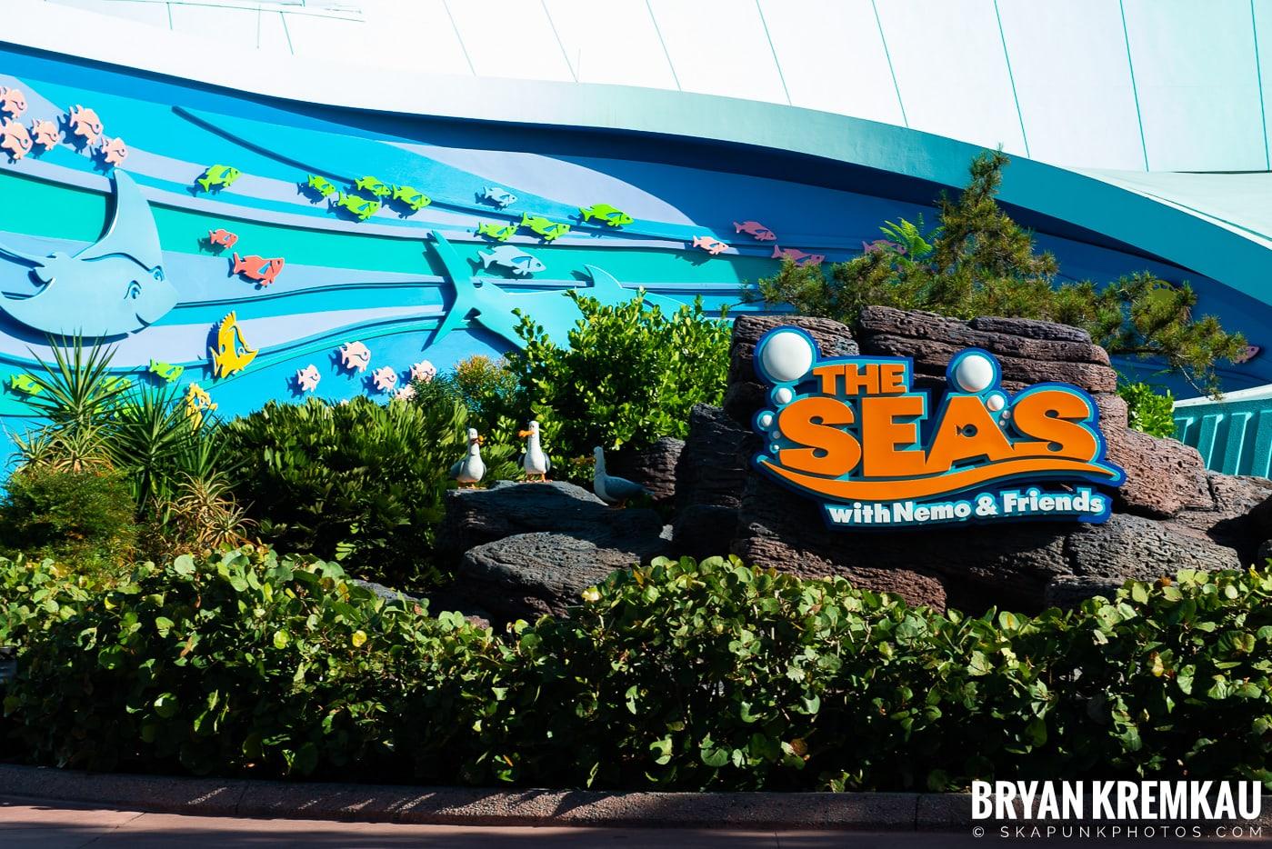Walt Disney World Vacation: Day 4 (Epcot) October 2nd 2019 (33)
