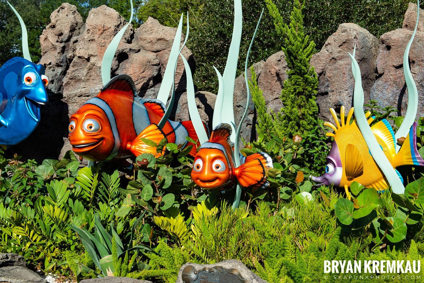 Walt Disney World Vacation: Day 4 (Epcot) October 2nd 2019 (32)