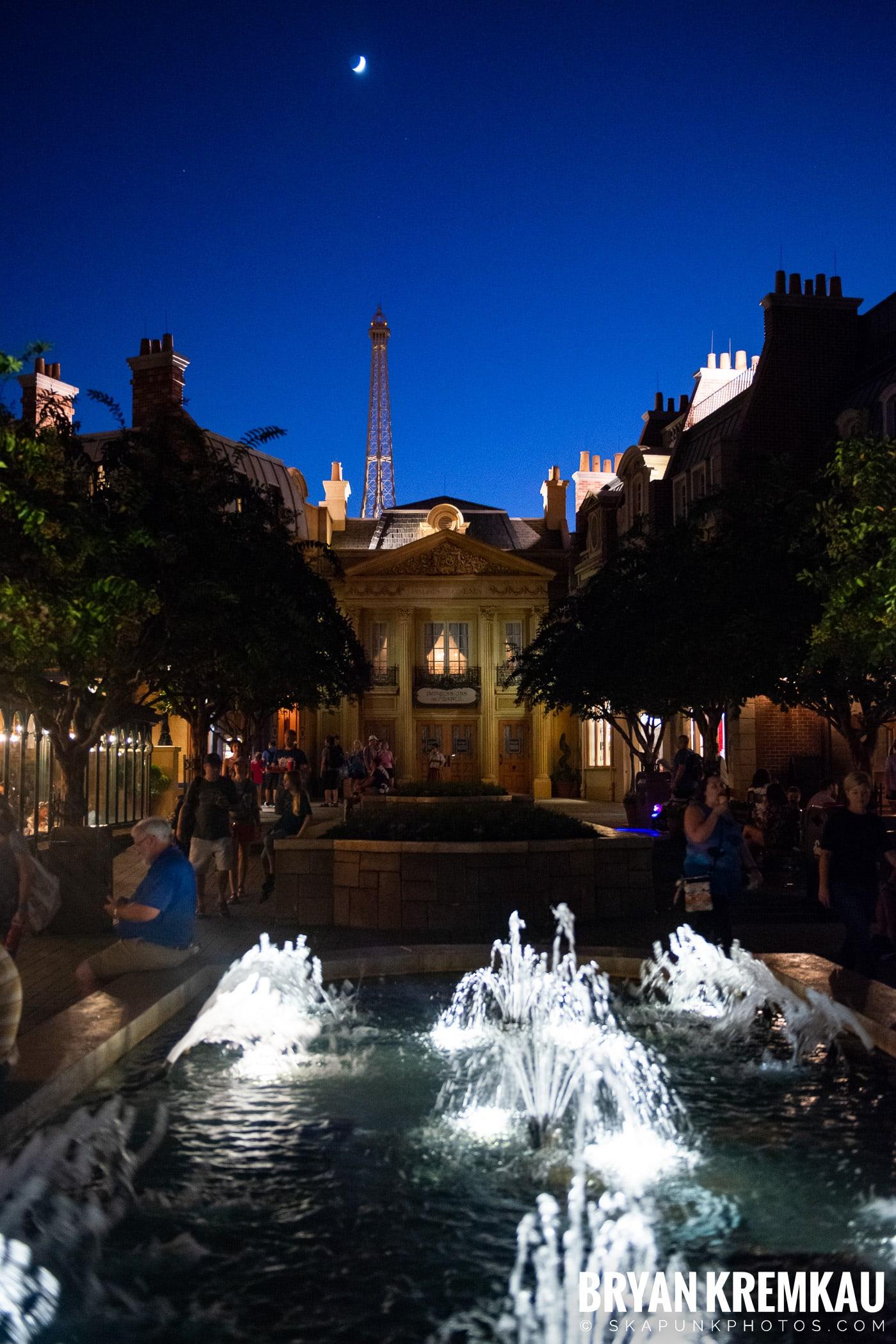 Walt Disney World Vacation: Day 4 (Epcot) October 2nd 2019 (19)